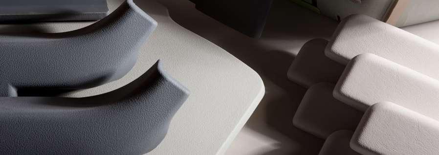 custom molded polyurethane parts