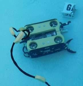 subsea robot