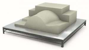 shaping tooling foam
