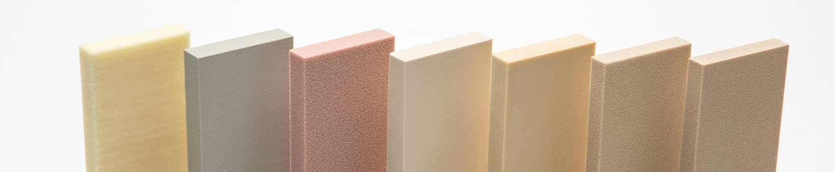 Rigid Polyurethane Foam Sheets - High Density Hard Foam